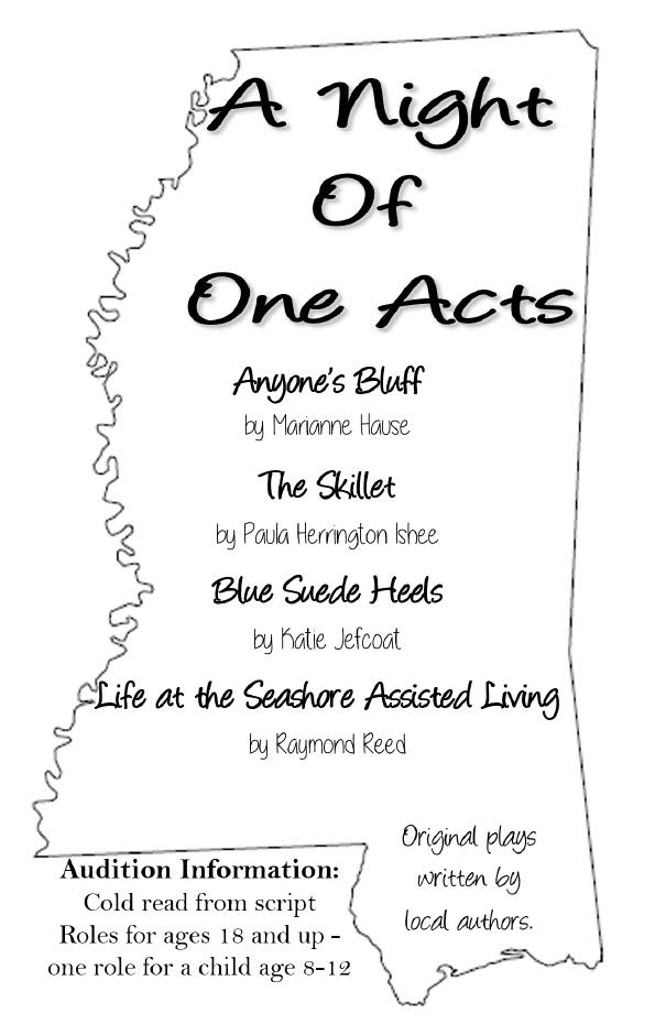 Night of One Acts